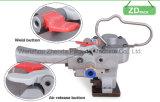 XQLR-19 Correa de plastico neumática de fricción Weld Flejadora