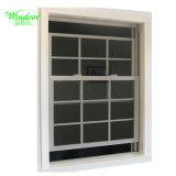Вертикальное отверстие пеет повиснутое алюминиевое окно