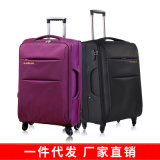 Nylon Fashionable Trolley Luggage with Spinner Wheels Travle Luggage Bag