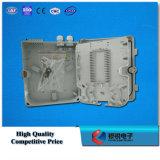 Frame 24 van de Distributie van de optische Vezel Vezels met Vlecht, de Volledige Lading van de Adapter (het type van PC van Sc) ODF, IP66, SGS van ISO Certificatie