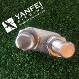 Clip de câble métallique de l'acier inoxydable DIN741 pour le raccordement
