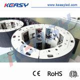 Schermo di visualizzazione dell'interno curvo P3 del LED del cerchio di colore completo con l'alta definizione