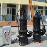 Pompa per acque luride dell'assistente tecnico di irrigazione di Wq con la portata di Adjustble