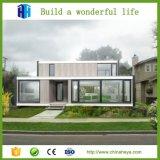 Vorfabrizierte Stahlmoderne Luxuxlandhaus-Behälter-vorfabrizierthäuser