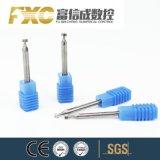 Marca Fxc diferentes flautas carboneto sólido T da engrenagem do slot da fresa