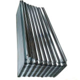 ASTM A653m Zinkeisen galvanisiertes Gi-gewölbtes Stahldach-Blatt