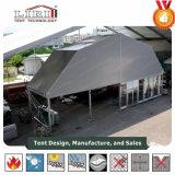 [60م] عرض كبيرة خارجيّ مضلّعة سقف أعلى فسطاط خيمة لأنّ لون موسيقى حفل موسيقيّ