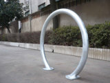 Galvanisierte Stahlhandelsfahrrad-Fahrzeug-Parken-Zahnstange