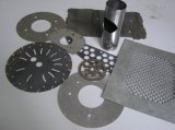 machine de découpage de laser de fibre d'acier inoxydable de 2000W 600*400mm