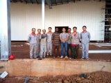 Легких стальных структуре склада в Мали