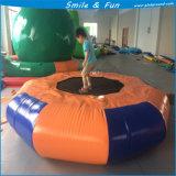 大人および子供のための膨脹可能な水公園のゲーム水トランポリン