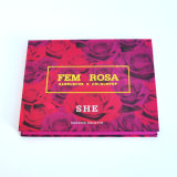 Mercado de cambios Rosa de Colourpop Karrueche ella gama de colores del sombreador de ojos del reflejo de 12 colores