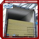 Шерсти утеса конструкционных материалов для внешней изоляции стены