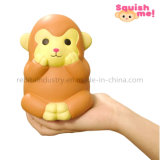 Super Jumbo ralentir la hausse Monkey Squishy Kawaii le soulagement du stress toy