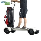Ecorider 4の車輪のゴルフ電気スクーター、電気ゴルフスケートボード