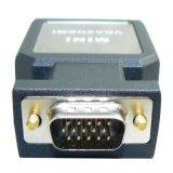Mini Coaxiale VGA van de Adapter van de Schakelaar van Gegevens aan Kabel HDMI
