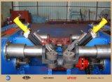 Chaîne de production de structure métallique de système de solution de fabrication de structure métallique