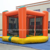 Plaza Moonwalk inflables Jumping Bouncer (AQ03134)