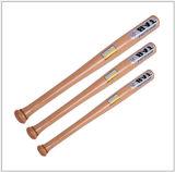 Bon marché batte de baseball en bois fabriqués en Chine Le commerce de gros