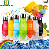 Пластиковые бутылки воды Infuser винты с головкой из нержавеющей стали, пластиковые бутылки катетером для фруктов (ПВР-0844)