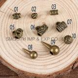 Комбинация вспомогательного оборудования бронзовых ювелирных изделий способа браслета ожерелья DIY привесная