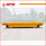 Stahlwerk-Gebrauch motorisierter Schienen-Auto-Lieferant für Übergangsschwere Ladung