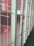 Affichage de mur en verre d'intérieur de bâtiment d'écran transparent d'affichage à LED de P10