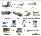 Capacité de 220 feuilles par chaîne de production de contre-plaqué d'heure