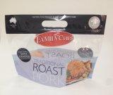 Sac chaud de nourriture d'empaquetage en plastique de poulet rôti de barbecue de Microwaveable