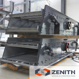 Zentih Hot Sale 2yk1237 Sand Vibrating Screen