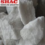 Hoher weißer Sand und Puder des Reinheitsgrad-99% des Aluminiumoxyd-Al2O3