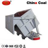 Кку Side-Discharging добычи угля на тележке с загрузочного бункера