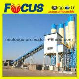 смешивая 120m3 /H конкретный/дозируя завод/подготавливает завод смешивания конкретный для сбывания