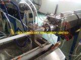Plastic Uitdrijvende Machine om de Semi Ronde Lampekap van het Polycarbonaat Te maken