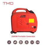 2000 generatori portatili alimentati a gas dell'invertitore di watt 125cc 4-Stroke Ohv con l'inizio a distanza