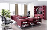 현대 가죽 MDF 사무실 책상 (V3)
