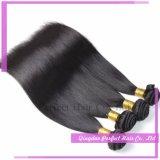 На заводе удлинитель волос Реми Virgin бразильский волос человека