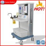 Yj-PA01 Vaporizador única máquina de anestesia com ventilador integrado