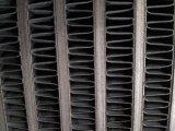 Réfrigérant à huile en aluminium d'échangeur de chaleur de compresseur d'air