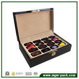Embalaje de lujo magnético de encargo de la cartulina/rectángulo de empaquetado/rectángulo de papel/rectángulo de regalo de papel