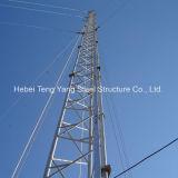 Typen Kerl-Mast-des dreieckigen Kommunikations-Radio-Stahl-Aufsatzes