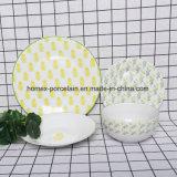 La Chine Factory Hot vendre de la porcelaine Vaisselle défini pour le Restaurant