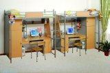 Estudiante Dormotory literas con escritorio