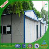 농장 사무실 사용을%s Slop 지붕 녹색 물자 조립식 집