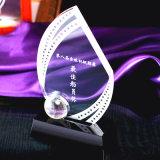 Professionelle handgemachte ausgezeichnete Kristalltrophäe-Meister-Preise