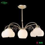 Люстра в европейском стиле, подвесной светильник в-9467/3 Guzhen (P)