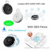 Halsketten-Anhänger IP66 imprägniern Mini-/kleinen GPS-Verfolger (PM02)