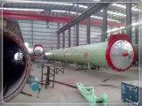 중국 공장 경량 AAC 구획은 공기에 쐬인 구체적인 오토클레이브를 압력가마로 소독했다
