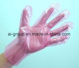 Nahrungsmittelgrad Wegwerf-PET (TPE) Handschuhe