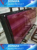 Geëmailleerde Glas/het Digitale Glas van de Druk/het Ceramische Glas van de Fritte voor de de Moderne Voorzijde/Verdeling van de Opslag van het Decor